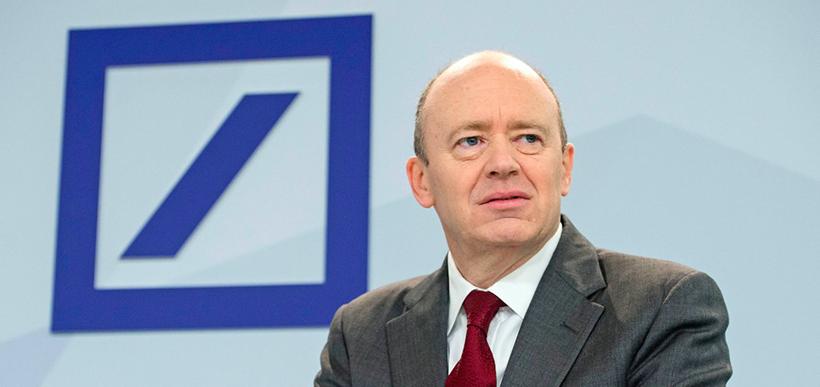 John Cryan, CEO do Deutsche Bank