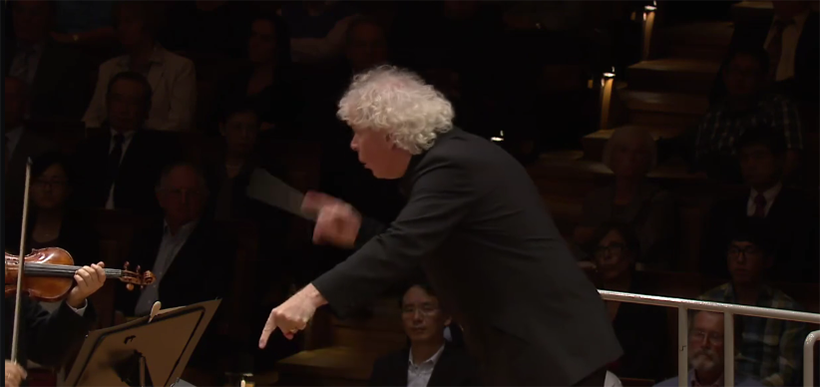 Filarmónica de Berlin | Concerto da Sinfonia Nº 2 de Brahms no facebook