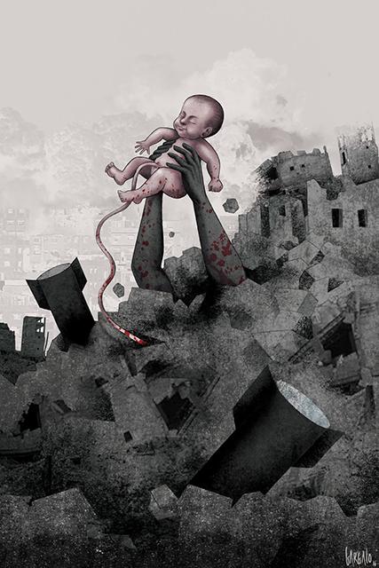 Filhos da guerra   Guerra da Síria