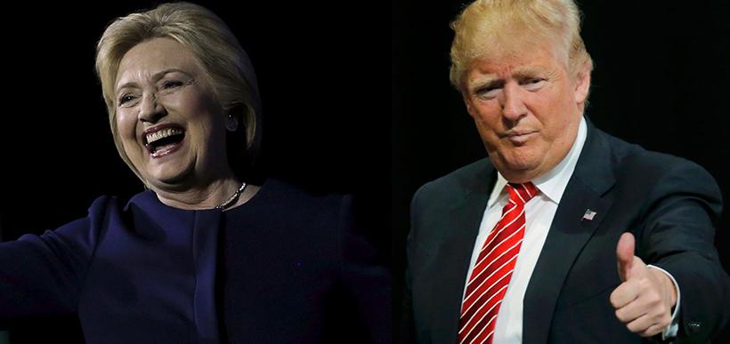 As próprias dificuldades de Clinton estão muito centradas na sua identificação com o establishment político e financeiro. E o relativo caos da política internacional também contribui para o fechamento nacionalista