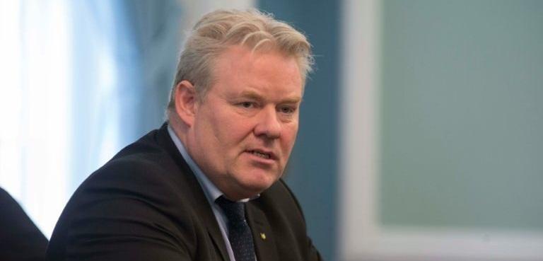 Sigurdur Ingi Johannsson, primeiro-ministro da Islândia