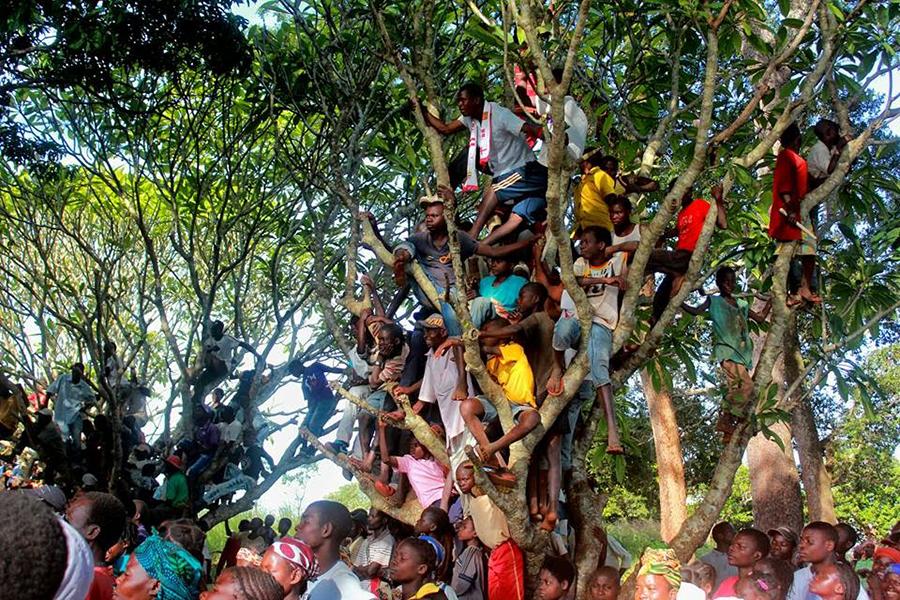 Povo de Moçambique