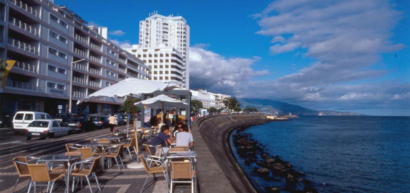 Avenida Infante D. Henrique | Ponta Delgada, Açores