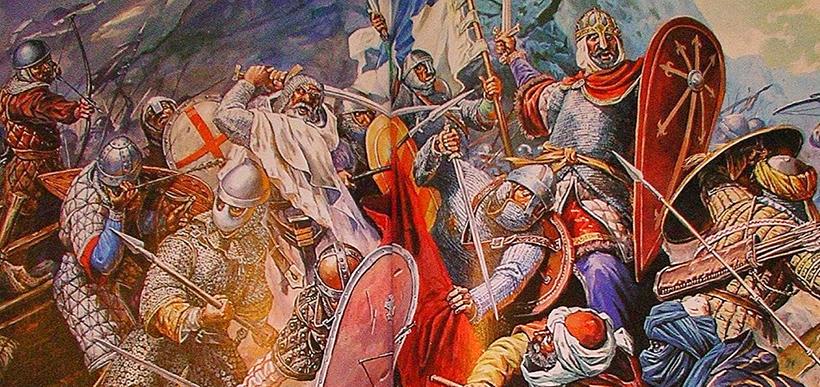 História de Portugal: batalha de Ourique