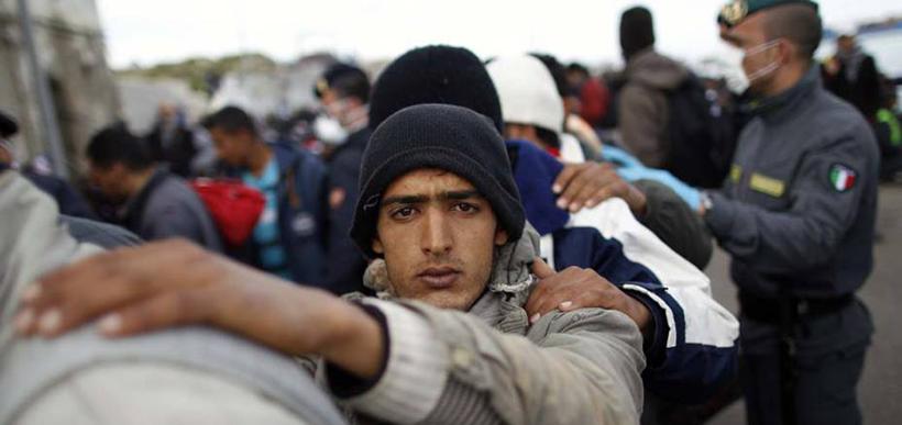 lentidão do mundo no tratamento da resposta aos refugiados