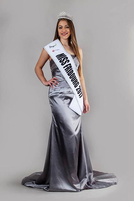 Lígia Ferreira, Miss Friburgo 2017