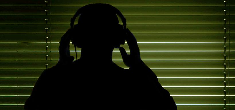 País sob escuta / serviços de informações