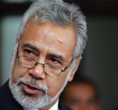 Ministro do Planeamento Estratégico, Kay Rala Xanana Gusmão - Timor-Leste