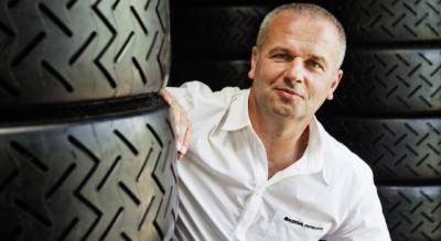 Michal Hrabánek, Diretor da ŠKODA Motorsport
