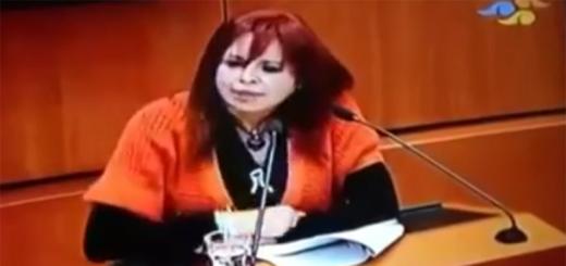 Senadora mexicana