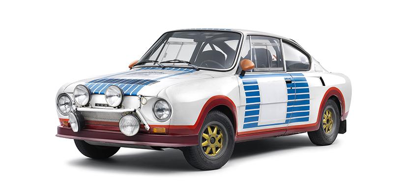 Rali de Monte Carlo, Skoda 130RS, vencedor da categoria 1.300 cc, em 1977