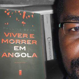 livro Viver e Morrer em Angola, de Paulino Soma