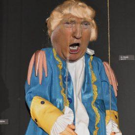 Quem puxa os cordelinhos da marioneta Trump