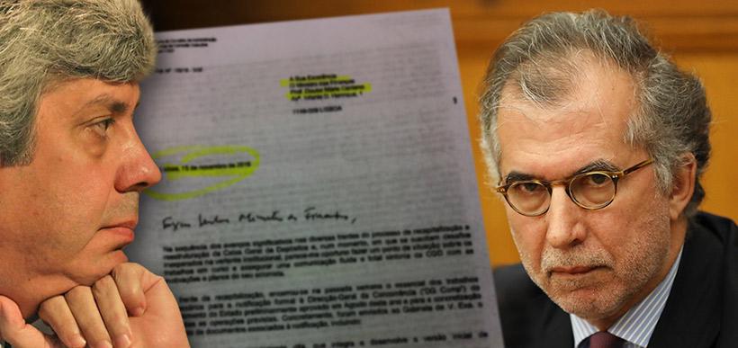 "Um exemplo de ""pós-verdade"" à portuguesa | Carta de Domingues compromete Centeno"