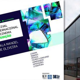 Cartaz do festival - FAFE FILM FEST