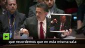 Discurso do Embaixador da Bolívia na ONU
