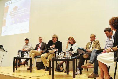 Debate em Leiria (Crédito: Luís Filipe Coito/Diário de Leiria)