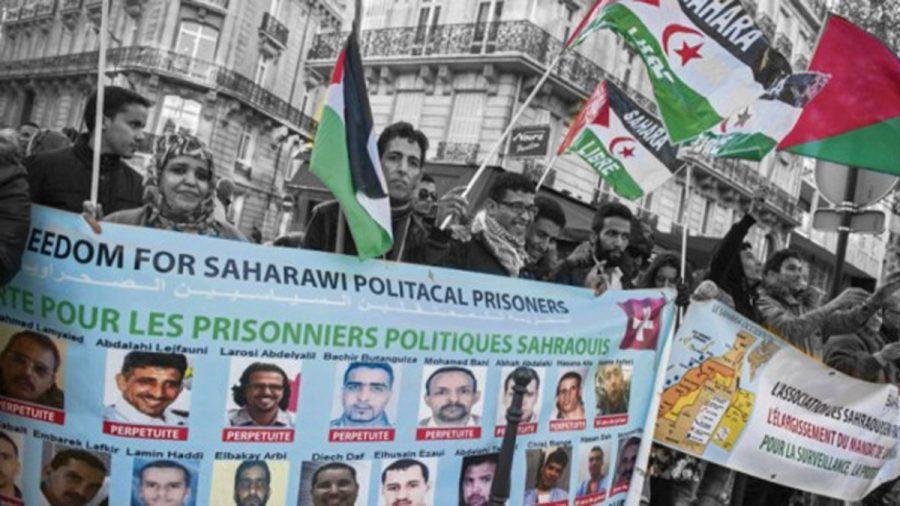 Saráuis protestam contra prisões arbitrárias