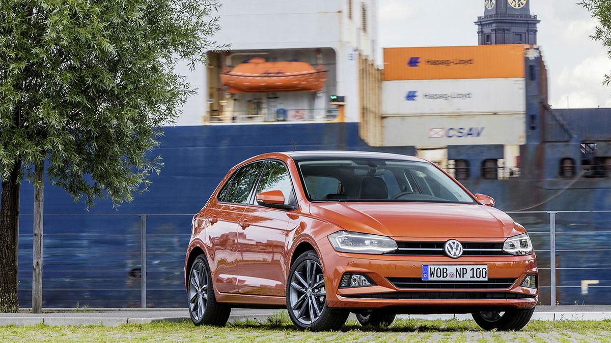 Volkswagen Polo | testes de colisão