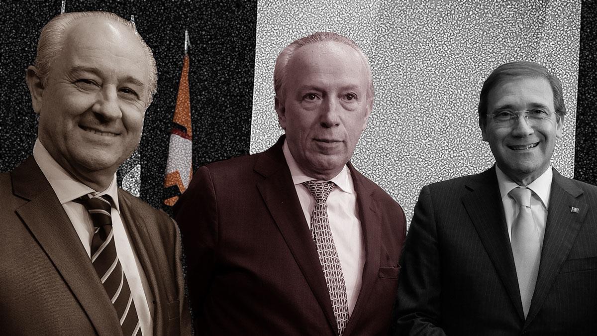 Campanha do PSD para o novo líder
