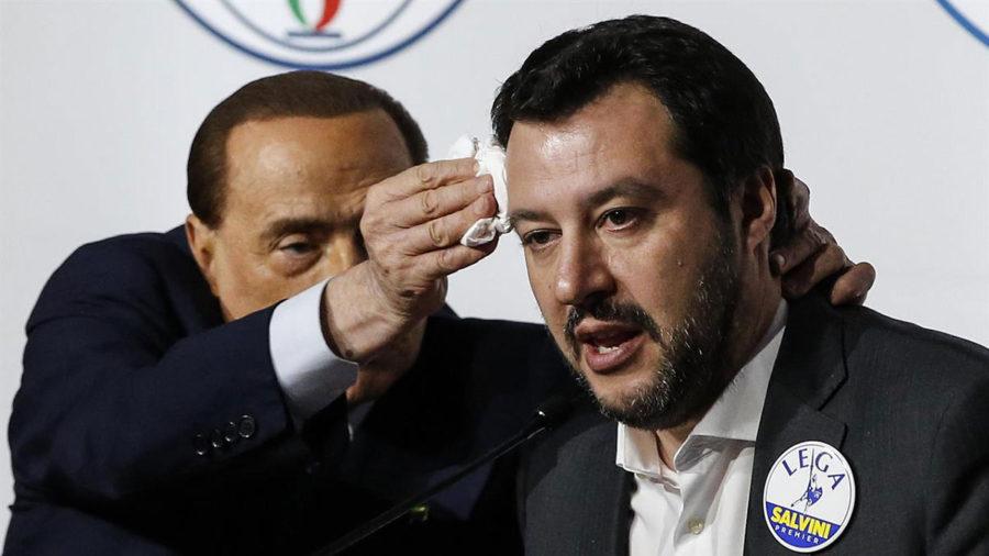 Na Itália, a direita quer o Senado e os populistas a Câmara