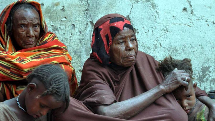 Raparigas e mulheres violadas e mortas à fome na Nigéria