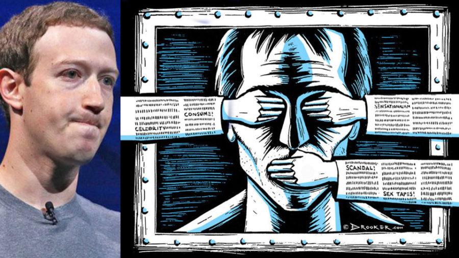 Censura nunca mais