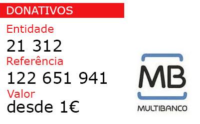 banner Donativo por multibanco ao Jornal Tornado