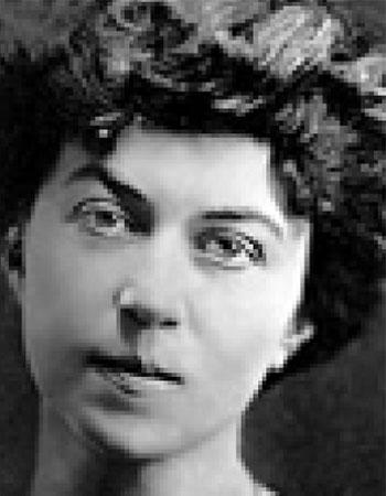Alexandra Mikhaylovna Kollontai