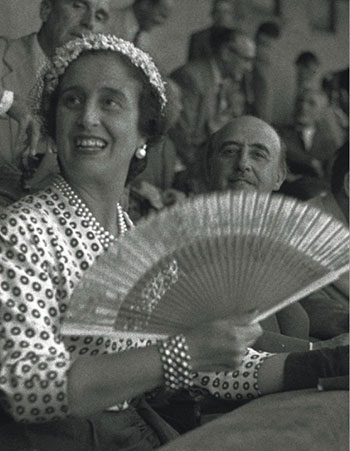 Carmen Polo y Martínez-Valdés
