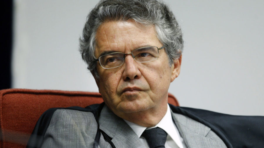 «Me preocupa o que está no horizonte», diz Marco Aurélio Mello
