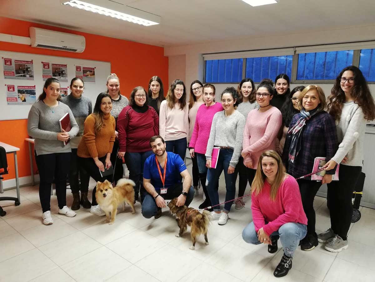 alunos Master D Portugal
