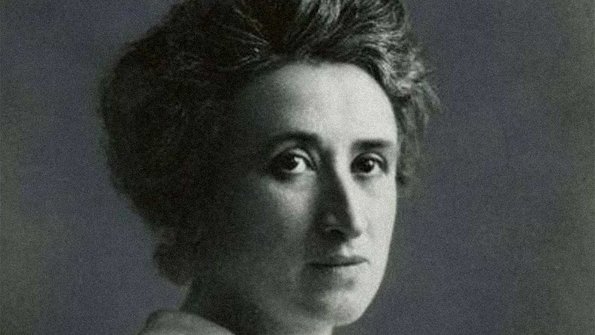 Rosa Luxemburgo Parte Ii Jornal Tornado