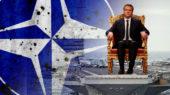 Macron e a NATO