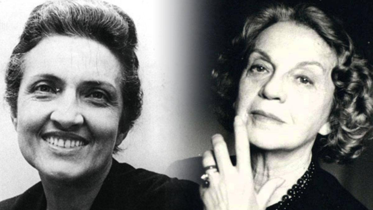 Cecília Meireles e Sophia de Mello Breyner Andresen
