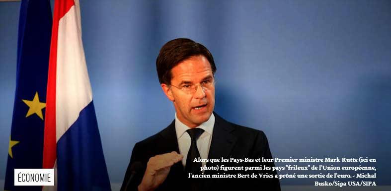Ex-ministro democrata-cristão holandês defende o fim do Euro e o regresso às moedas nacionais
