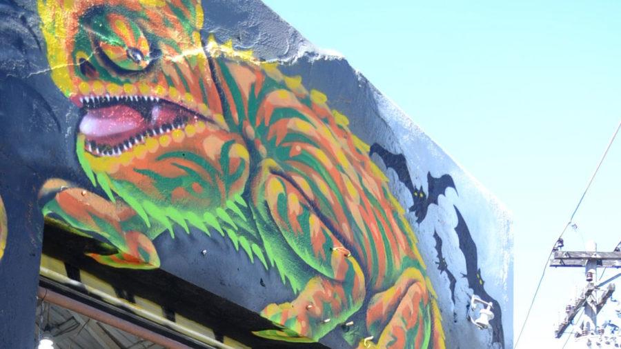 Street art em Sampa