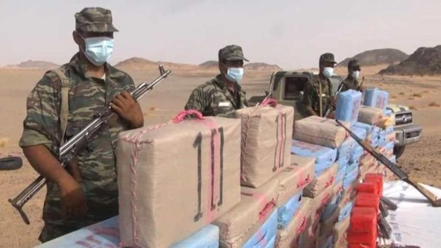 How and why Moroccan drugs are seized by Polisario Front