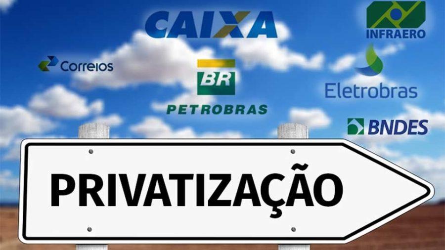Corrupção e privatização, duas faces da mesma moeda