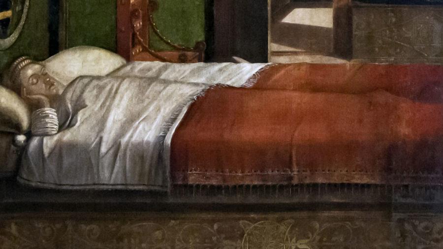 O Sonho de Sta. Ursula, Vittore Carpaccio