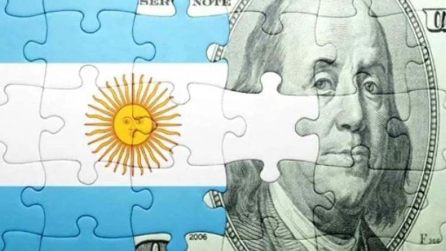 Reestruturação da dívida da Argentina