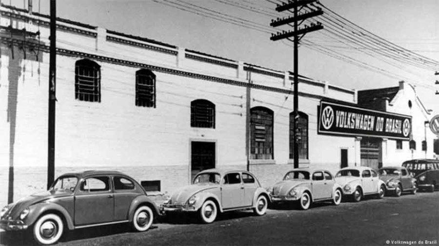 O Caso Volkswagen: empresa do nazismo, empresa da ditadura militar