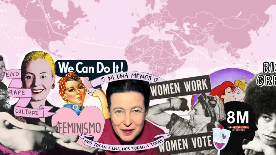 O feminismo precisa do capitalismo como um peixe precisa de uma bicicleta