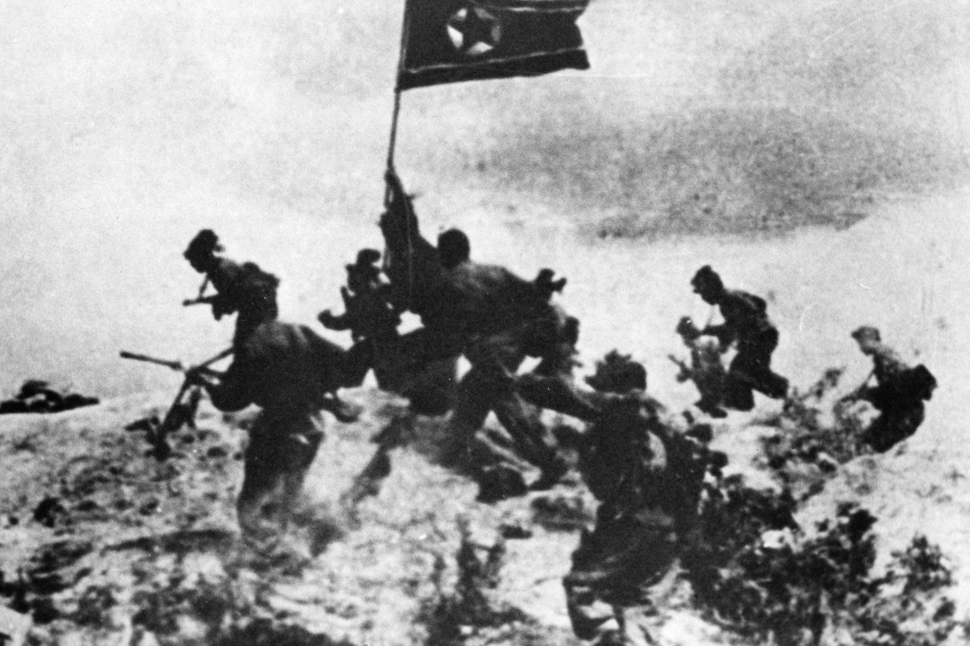 Guerra da Coreia (1950-1953)