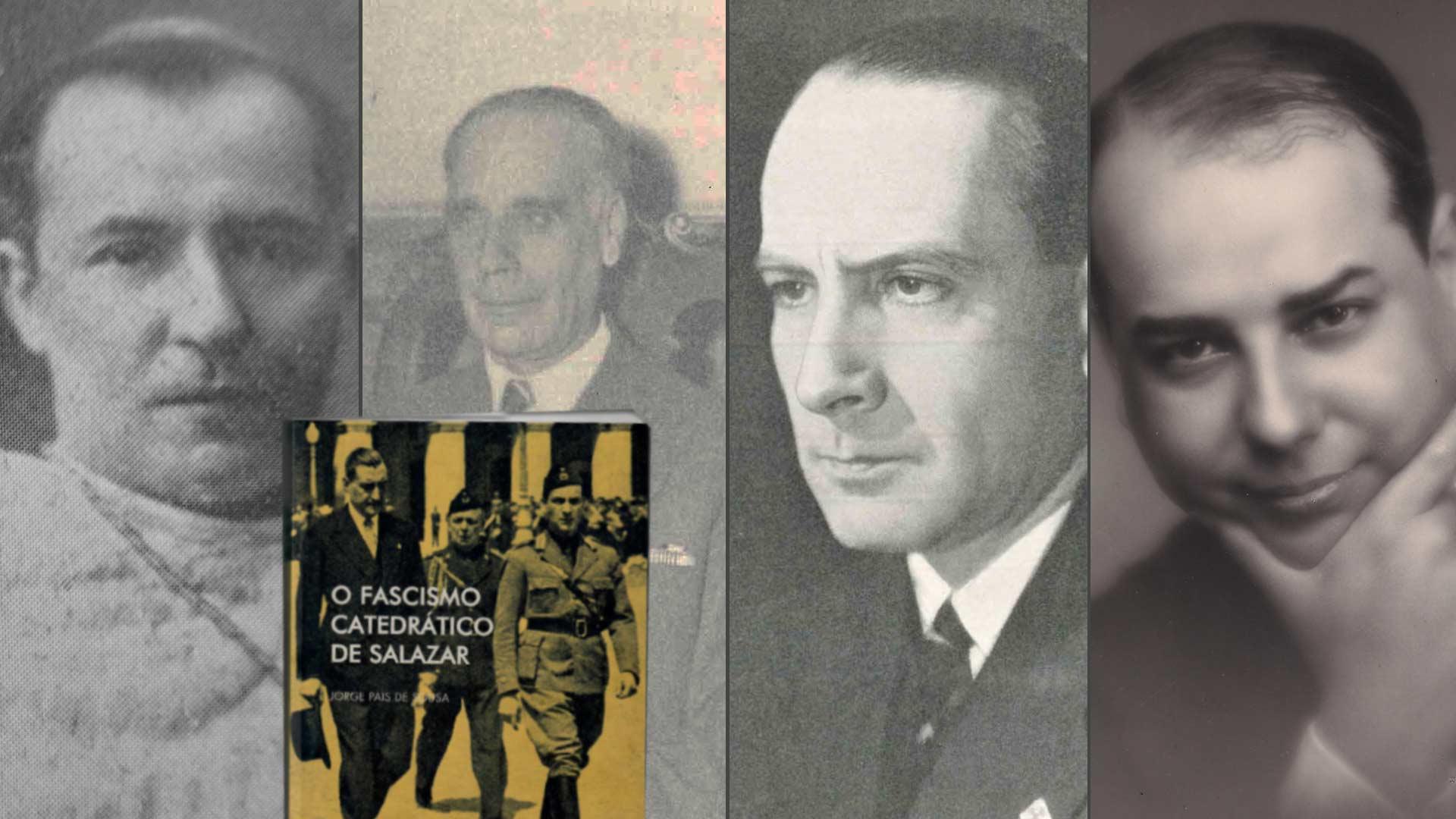"""Jorge Pais de Sousa e """"a ditadura de doutores"""" de Salazar"""