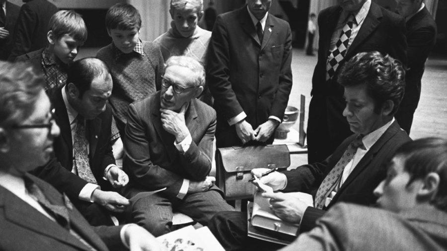Gambito soviético: a hegemonia dos comunistas no xadrez