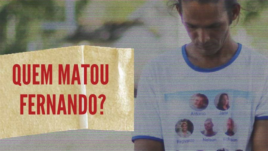 ONU denuncia o assassinato de Fernando, testemunha-chave da Chacina de Pau D'Arco