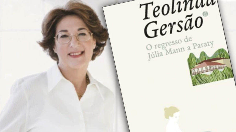 """Teolinda Gersão, 40 anos depois: """"Estou sempre a recomeçar"""""""