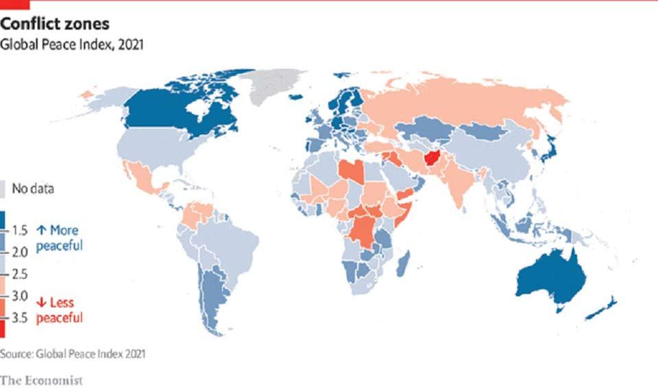 Lusofonia: Portugal é o mais seguro dos Estados membros da CPLP e o Brasil é o pior de todos